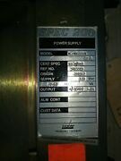 The Foxbro Company Spec 200 Power Supply N-2ax+ps9a