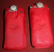 Vintage Official Boy Scout Canteen Set Of 2 Canteens Bsa