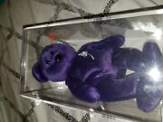 Princess Diana Beanie Baby 1997 Pe Pellets Made In China.w