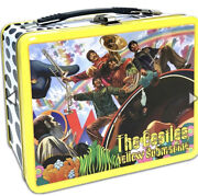 The Beatles Yellow Submarine Metal Lunch Box New