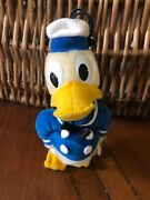 Steiff Donald Duck 2000 Ornament. Limited Edition. Original Tag. 6.5 Inches.