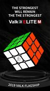 Qiyi Valk3 Elite M 3x3x3 Magnetic Speed Competition Magic Cube Puzzle Cube Toy