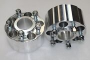 Tractor Kubota Bx2660d Forged 2.5 Rear Wheel Spacers Made In Aus