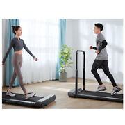 Digital Remote Control Running Walking Foldable R1 Treadmill 2 In 1 For Home Use