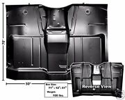 Complete Cab Floor Assembly Full 1964 1965 1966 Chevrolet Chevy Gmc Truck