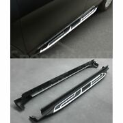 Nerf Bars Side Step Pedal Running Board For Jeep Cherokee 2015 2016 2017 2018