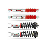 Rancho Front Quicklift Struts Rs9000xl Rear Shocks Pair For Ram 1500 2wd 4wd