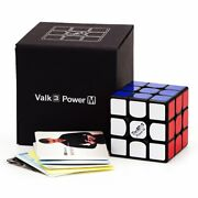 Qiyi Valk3 Power M 3x3x3 Magnetic Magic Cube Puzzle Cube For Speed Competition