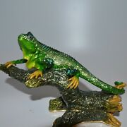 Eguana By Rucinni Trinket Box Crystallized With 7 Height