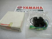 N4 Yamaha Rectifier And Regulator Assembly 6h0-81960-10 Oem New Factory Boat Parts