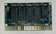 Apple Iie 80 Col / 64k Memory Expansion Card - 607-0103-k - Tested And Working