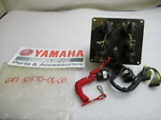 P10a New Yamaha Duel Engine Panel Switch Assy 6k1-82570-08-00 Oem Factory Parts