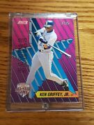 1992 Score Sample P And G Proctor And Gamble Ken Griffey Jr