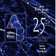 Us Army Blues Jazz Ensemble - 25th Anniversary Concert - Cd - Excellent