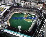 Old Comiskey Park Aerial Shot With New Comiskey Being Built Color 8x10 Aa