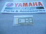 E85 Yamaha Marine 679-45315-a0 Lower Casing Packing Oem New Factory Boat Parts