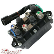 New 3 Pin Trim Relay 61a-81950-00-00 61a819500100 For Yamaha 40-90 Hp