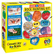 Hide And Seek Rock Painting Kit Free Shipping