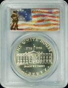 1992-d Pcgs Ms70 White House 1 Commemorative Freedom Label