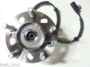 Genuine Front Hub Assy For Actyon Actyon-sports Kyron +4wdabs/andesp 4142009405