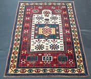 Rare Antique Beautiful Fachralo Preyer Rug From Early 20th Century.1900 To 1910