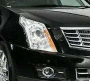 2010 Cadillac Srx Set Right And Left Headlight Oem Installation Included