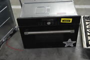 Thermador Mes301hp 24 Black Single Steam/convection Oven Nob 30915 Hrt