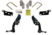 Jakeand039s 6 Drop Spindle Lift Kit Club Car Ds Golf Cart With Plastic Dust Covers