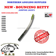 Torus Snag Free Weights Bouncing Betty Worm Bait Lead Salmon Trout Worming