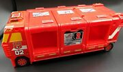 2006 Tomy Hyper Rescue Fire Engine Fire Truck D06 Collectible Toy Japan