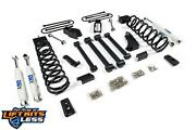Bds Suspension 616h 4 Lift Kit For 2009-2013 Dodge Ram 2500 Power Wagon 2wd/4wd