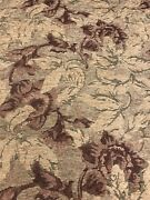 Stroheim And Roman Chenille Upholstery Fabric 12 Yards