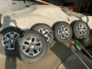 5 Jeep Rims And Tires 225/75 R17