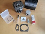 Hyway Cylinder And Pop Up Piston Kit Caber For Husqvarna 357 357xp 359 46mm 2156