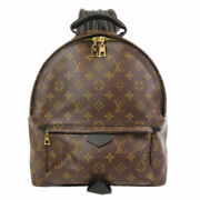 Louis Vuitton M514561 Backpack Andacircandmiddot Daypack Palm Springs Mm Monogram Canvas