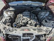 2007 Mercedes-benz S550 5.5l - Engine Block - 273.961 - See Condition Notes