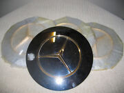 Set Of 4 Mercedes Benz Wheel Covers Hub Caps 1974 Cls Class + Others