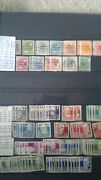 German Gdr Stamp Lot Collection In Lighthouse Album 1000+ Stamps