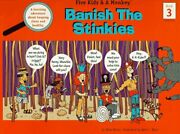 Banish Stinkies Book 3 Five Kids And A Monkey By Nina M. Riccio Excellent