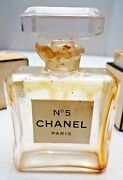 Vintage Perfume Bottle No 5 Made In France Collectibles Glass Miniature