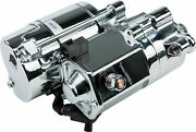 Wps Replacement Starter Motor Chrome Shd0004-c Sportsters/xland039s 81-14