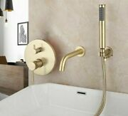 Dual Control Wall Mounted Faucets For Bathroom Improvements Contemporary Tap New