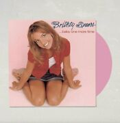Britney Spears 2017 Baby One More Time Pink Vinyl Lp 12 Urban Sold Out Rare