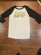 Nwot The Victory Tee Usf Bulls Tide 3/4 Length T Shirt Size Mens Small