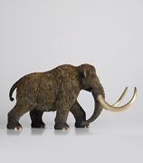 24and039and039 Bronze Brass Copper Limited Edition Beast Animal Mammoth Mammoth Statue