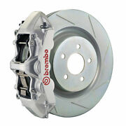 Brembo Gt Bbk For 16-19 Camaro Ss | Front 6pot Silver 1l5.8018a3