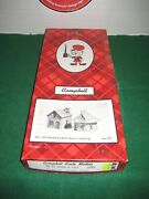 Campbell Scale Models Ho Scale Ice House And Cafe Norms Landing 397 Item Ccho84