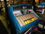 Ami Rowe Jukebox R94 45 Record And 6 Disc Cd Pioneer Player