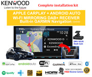 Kenwood Dnx9190dabs For Lexus Is 2006-2015 Non Amp - Stereo Upgrade