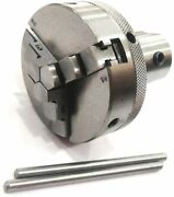 Lathe Spindle Adapter Fits Shopsmith 5/8 Spindle To M14 X 1 Thread 65 Mm Chuck